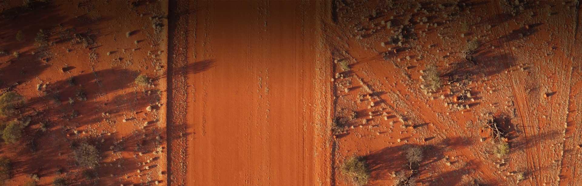 Red Dirt landscape